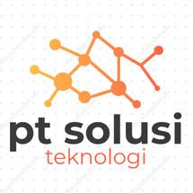 Logo pt solusi teknologi