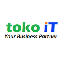 Logo Toko IT Official