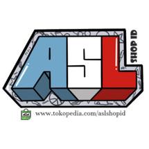 Logo ASL SHOP ID