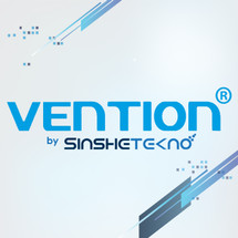 Logo VENTION by SinsheTekno