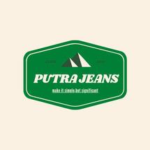 Logo putra jeans