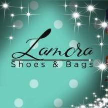 Logo Lamora Shoes Bags