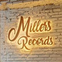 Logo Millers Records Jkt