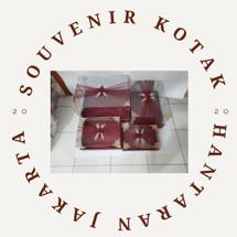 Logo souvenir kotak hantaran jakarta