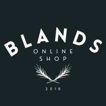 Logo Blands Shop