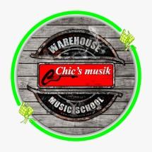 Logo Chics Musik Store