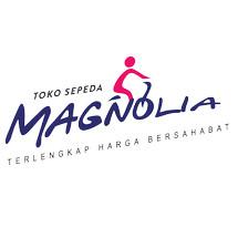 Logo Toko Sepeda Magnolia