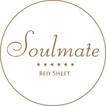 Logo soulmatebedsheet