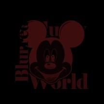Logo Blurred Blurry World