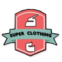 Logo Super Clothing Murah