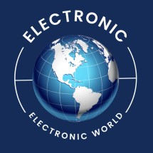 Logo Electronic World Official