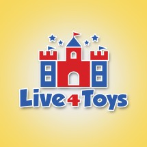 Logo Live4Toys Official Store