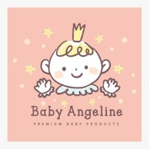 Logo Baby Angeline Shop