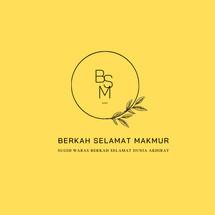 Logo Berkah Selamat Makmur