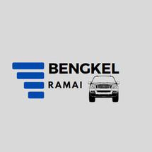 Logo Bengkel Ramai