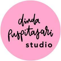 Logo Dinda Puspitasari Studio