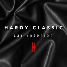 Logo Hardy Classic Car Interior