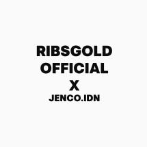 Logo Ribsgold Official x Jenco.idn