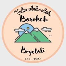 Logo Barokah Store's