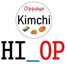 Logo kimchi oppaya