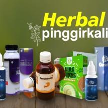 Logo Herbal Pinggir Kali