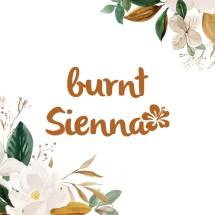 Logo Burnt Sienna