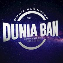Logo Dunia Ban Motor Depok