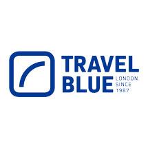 Logo Travel Blue Indonesia