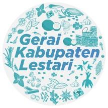 Logo Gerai Kabupaten Lestari