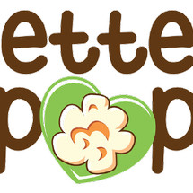 Logo BetterPop Popcorn