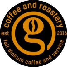 Logo Gerilya Coffee
