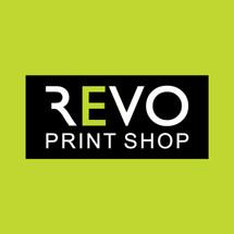Logo Revo Print Shop