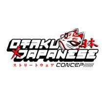 Logo Otaku Ex Japanes Concep