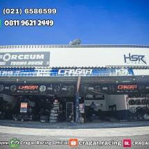 Logo Cragar Racing Official