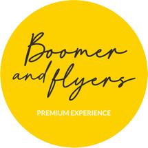 Logo boomer&flyers