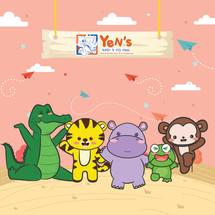 Logo Yen's Baby & Kid Official Shop