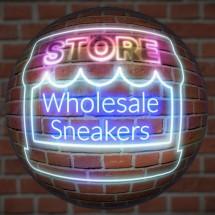 Logo Wholesale Sneakers Store