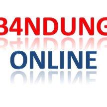 Logo B4ndungonline