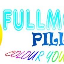 Logo Fullmoon Pillows