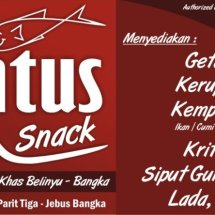 Logo Toko Ichtus Snack