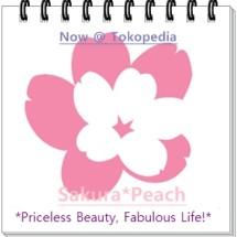 Logo ~Sakura*Peach~