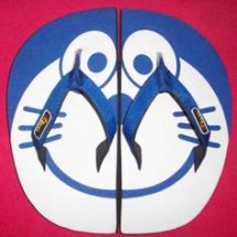 Logo Sandal Karakter Fanel