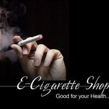 Logo E-Cigarette Shop