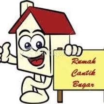 Logo Rumah Cantik Bugar