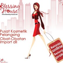 Logo Blessing House