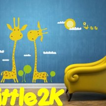Logo Little2K Shop
