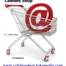 Logo Celebes Shop
