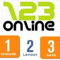 Logo 123online