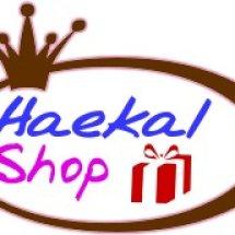 Logo Haekal Shop