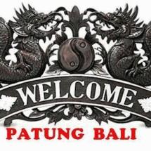 Logo PATUNG BALI